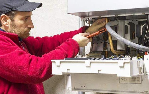 manutenzione caldaie a gas